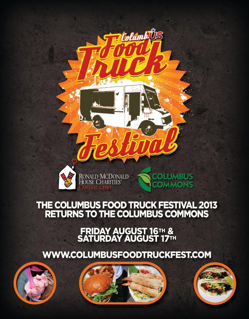 2013 Columbus Food Truck Festival